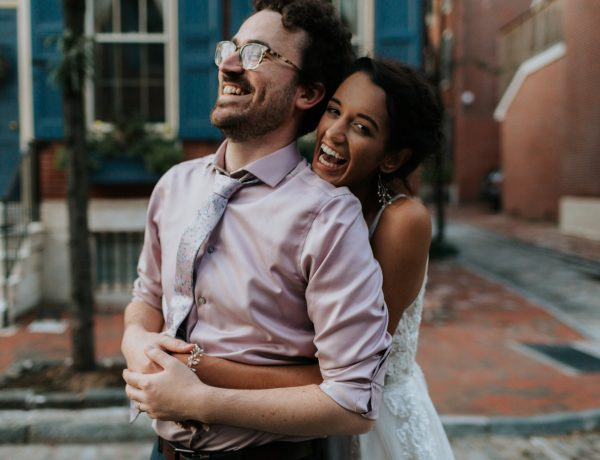 Powel House Wedding - Philadelphia