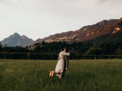 Bianca + Donnie | Flueli Ranft, Switzerland