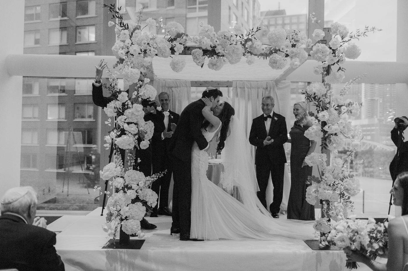 The Conrad Hotel New York Ceremony