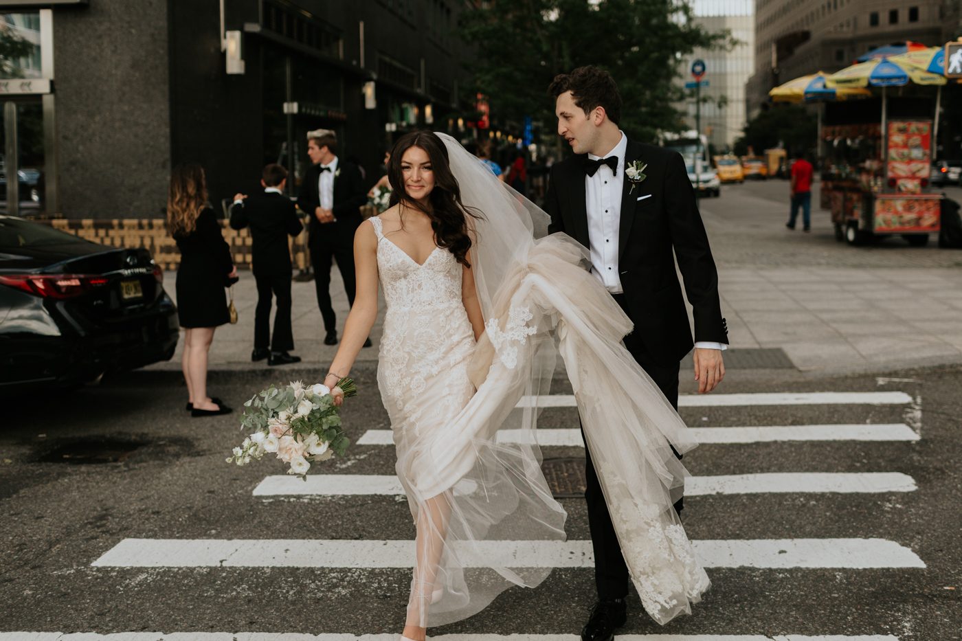 Steph + Mark | New York City Wedding