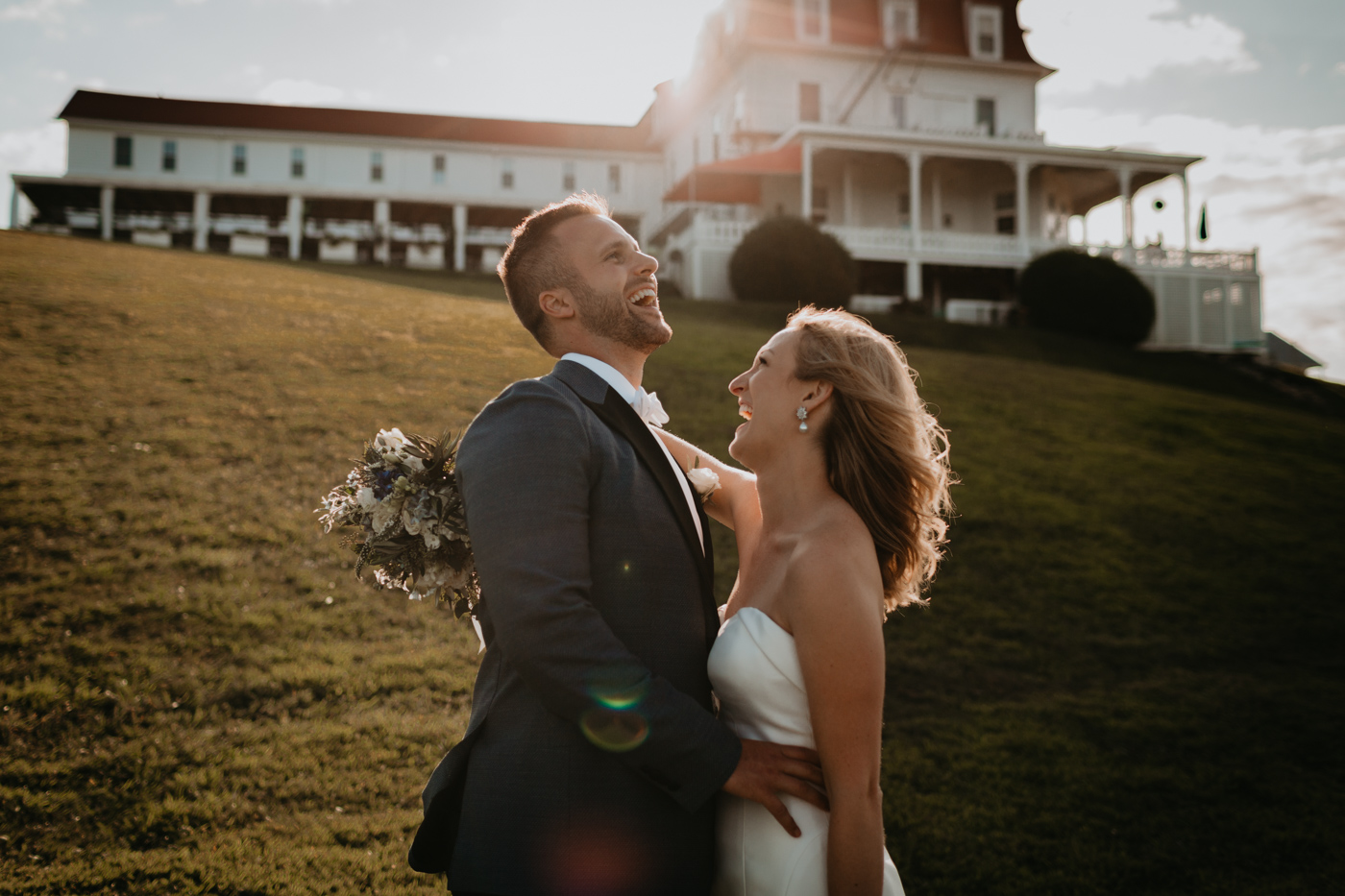 Kelsey + Ben | Block Island Wedding