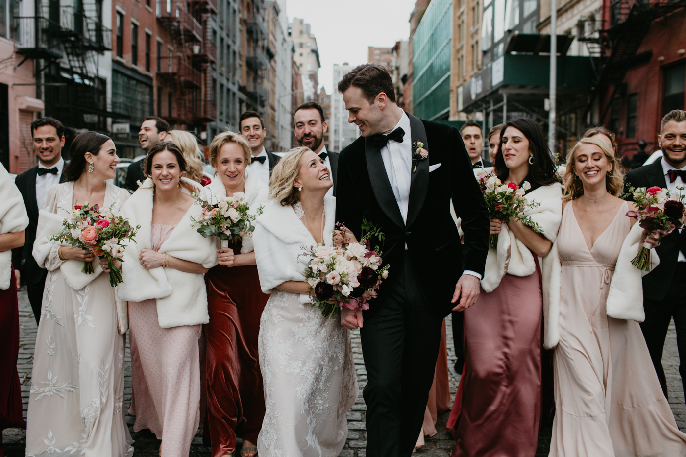 Jenny + Addison | New York City Wedding
